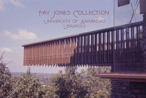 fay jones collection  university of arkansas libraries